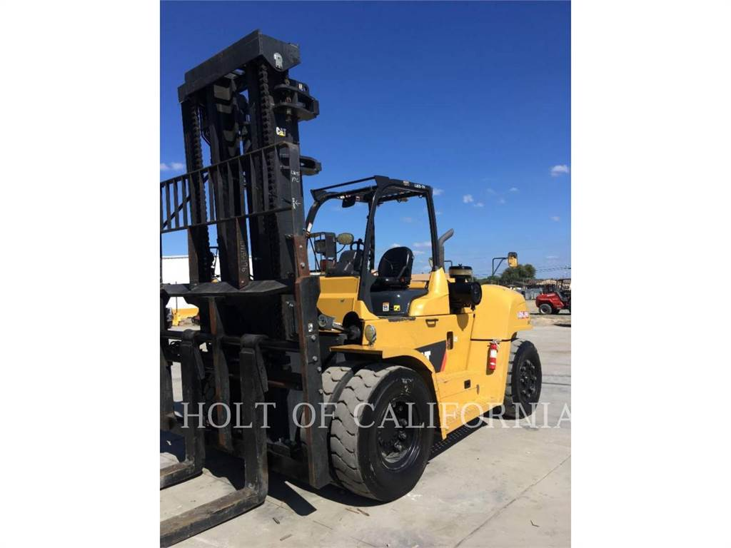 Caterpillar MITSUBISHI DP150N1, Chariots diesel, Manutention
