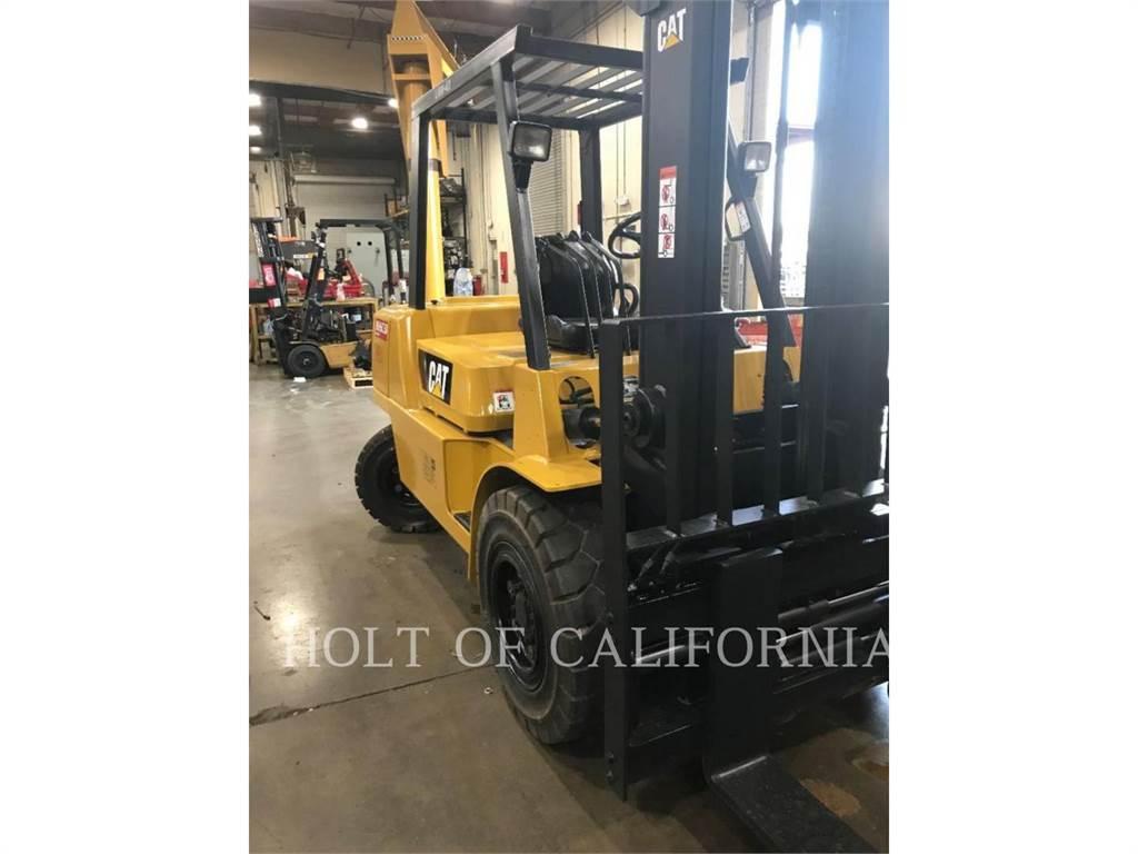 Caterpillar MITSUBISHI DP45K, Diesel Forklifts, Material Handling