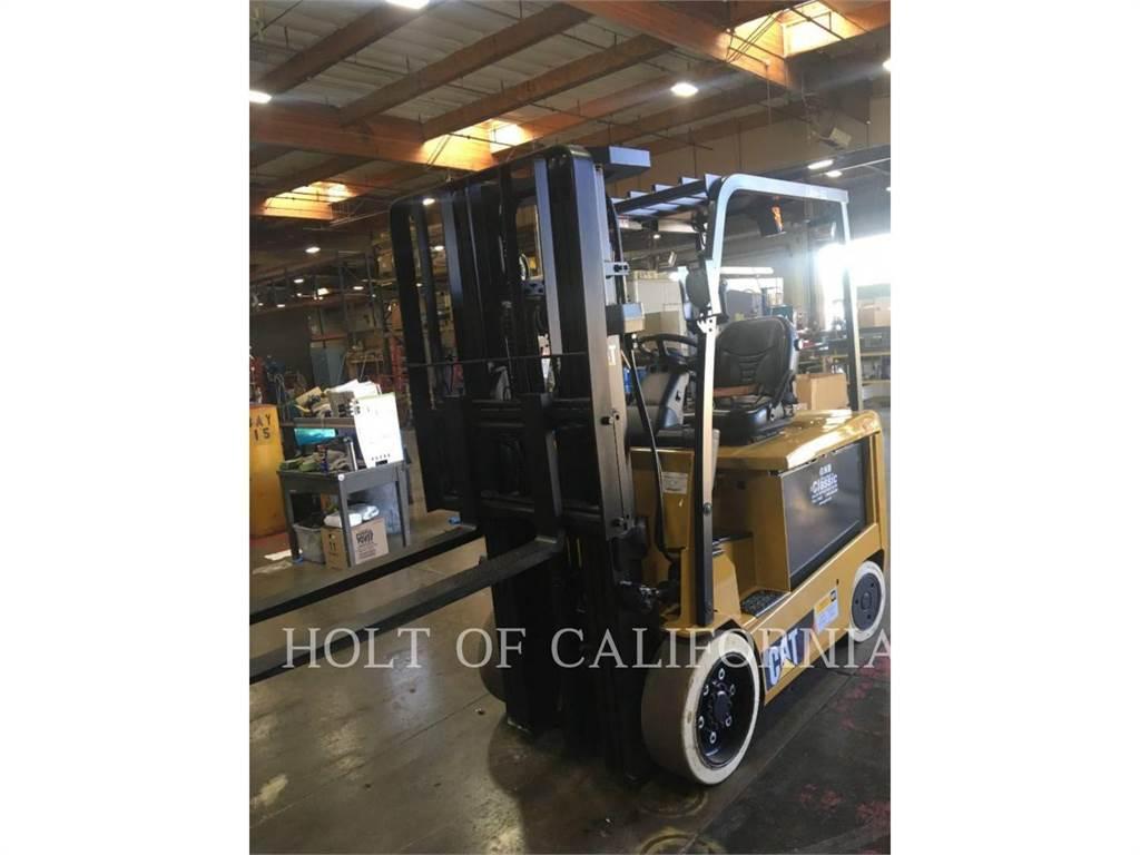 Caterpillar MITSUBISHI EC25LN2, Empilhadores eléctricos, Movimentação cargas