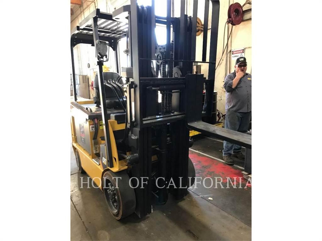 Caterpillar MITSUBISHI EX5000, Electric Forklifts, Material Handling