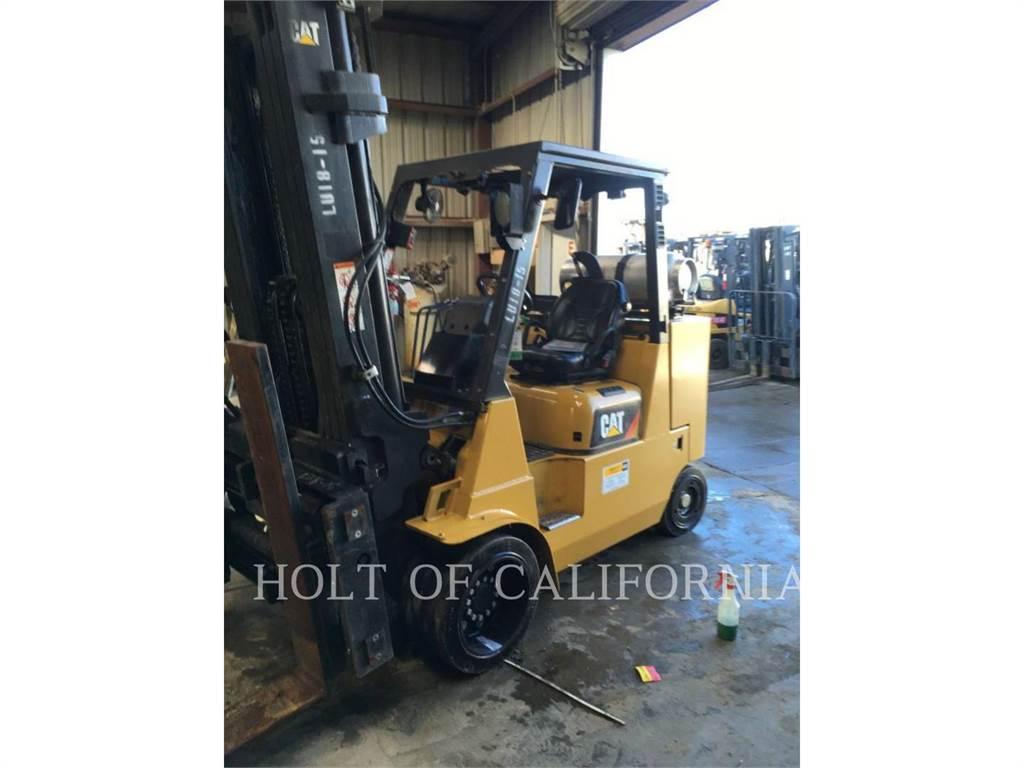 Caterpillar MITSUBISHI GC55KS5, Carrelli elevatori-Altro, Movimentazione materiali
