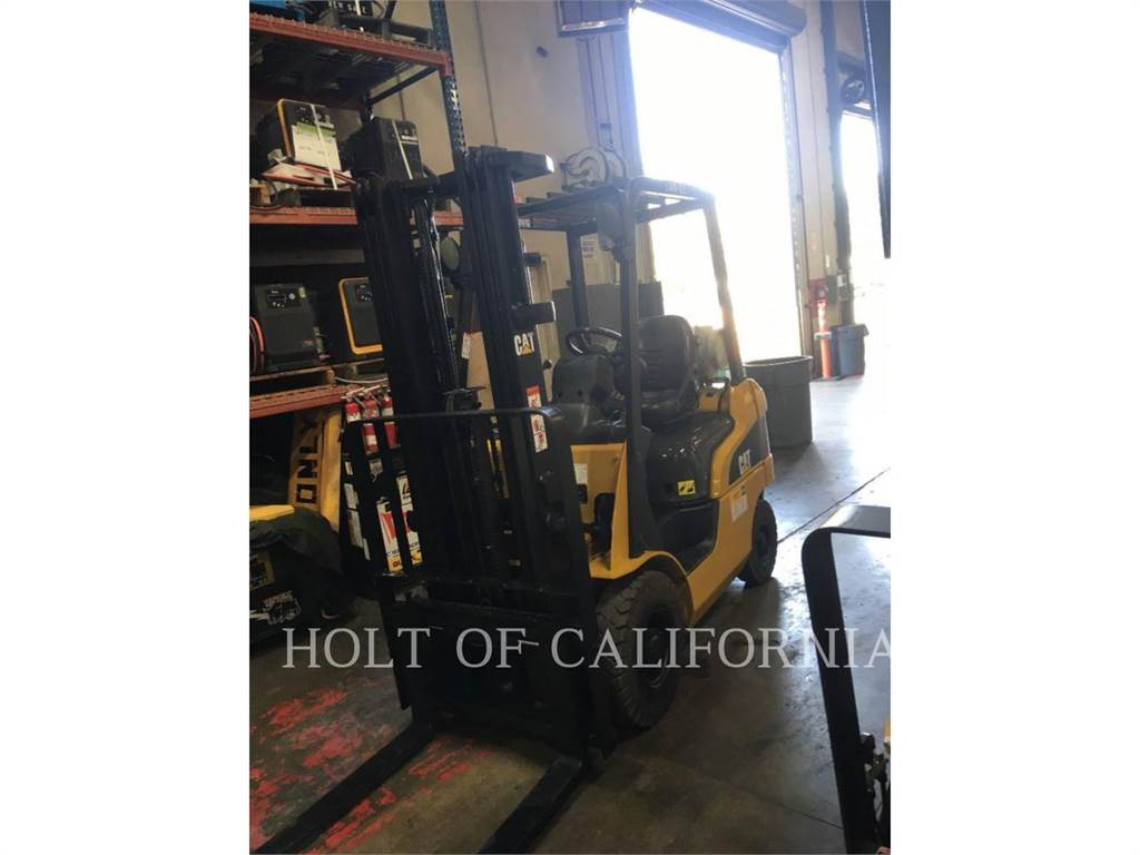 Caterpillar MITSUBISHI GP18N5-LE, Misc Forklifts, Material Handling