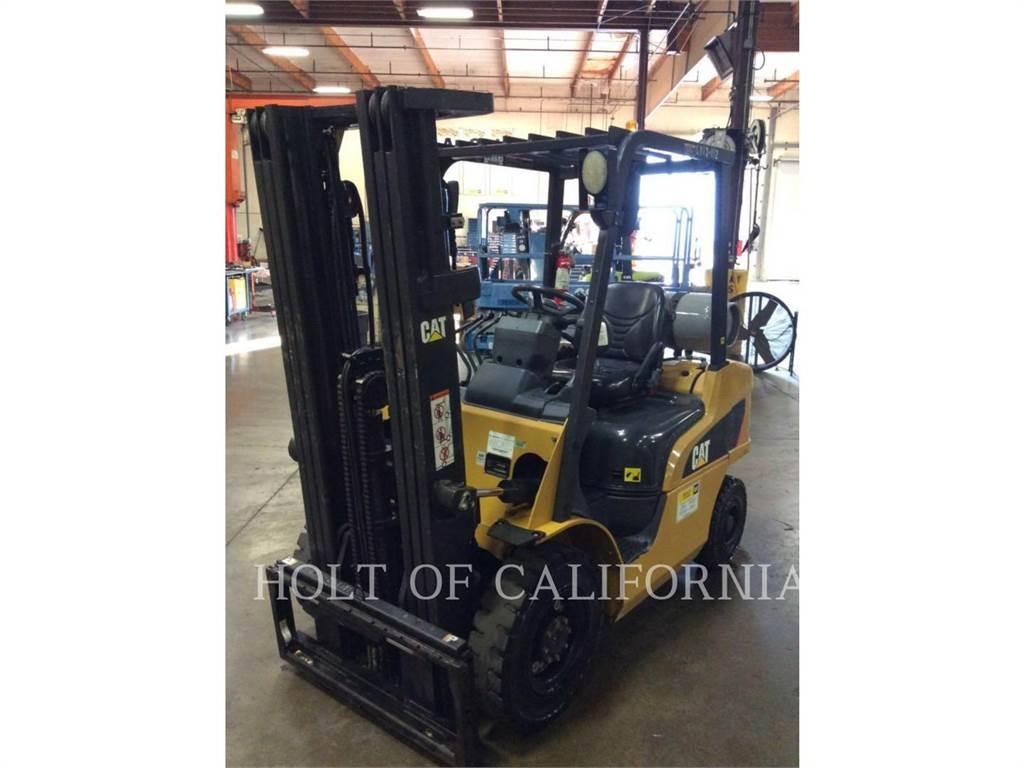 Caterpillar MITSUBISHI GP25N5-LE、フォークリフト - その他、資材運搬車