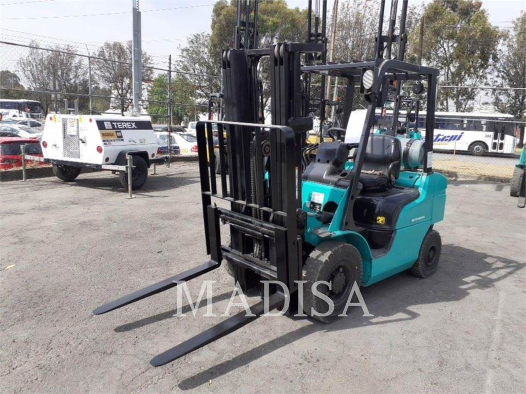 Caterpillar MITSUBISHI GP25N5-LE, forklifts, Material Handling