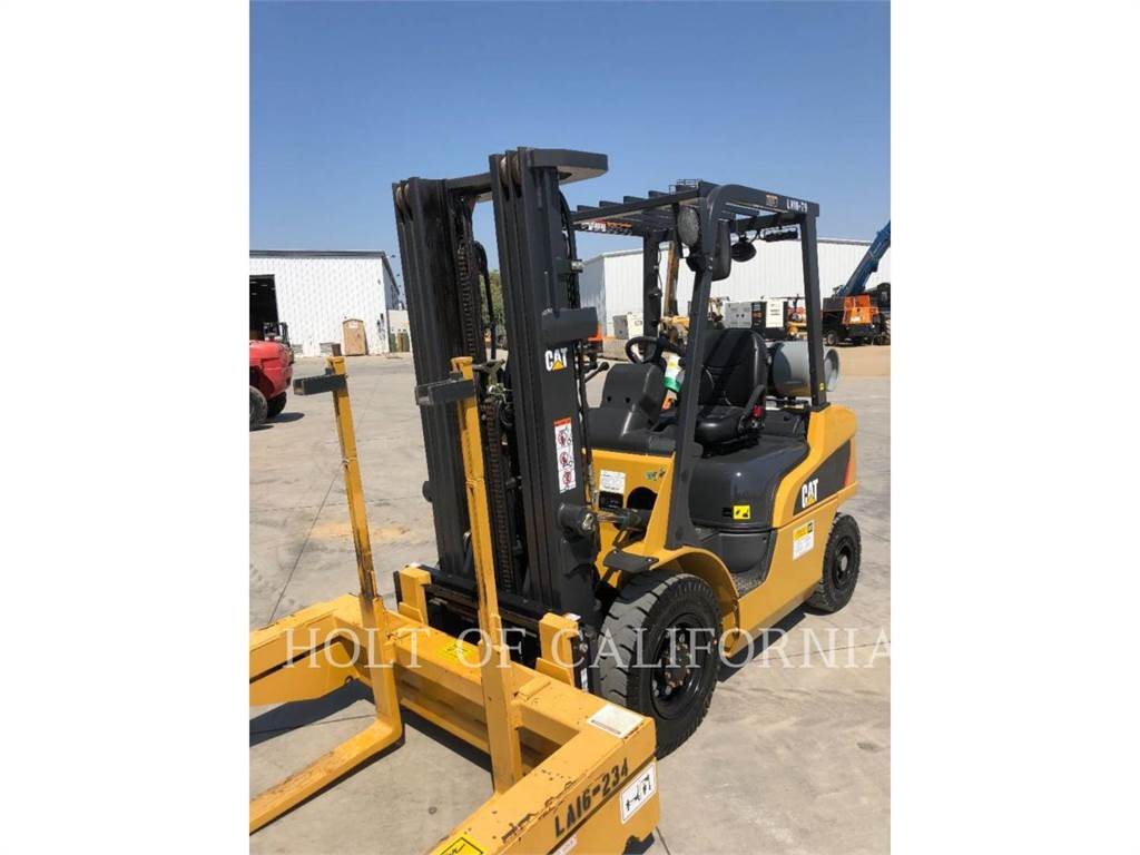 Caterpillar MITSUBISHI GP25N5-LE, Misc Forklifts, Material Handling