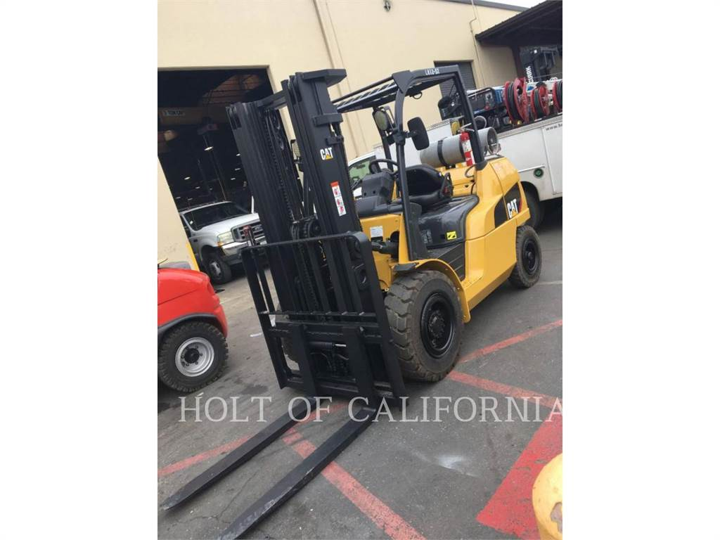 Caterpillar MITSUBISHI GP40N1-LE, Misc Forklifts, Material Handling