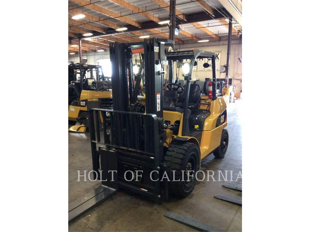 Caterpillar MITSUBISHI GP45N1-LE, Misc Forklifts, Material Handling