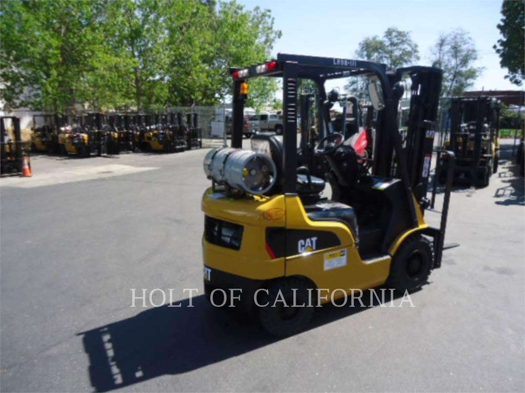 Caterpillar MITSUBISHI P3500-LE、フォークリフト - その他、資材運搬車