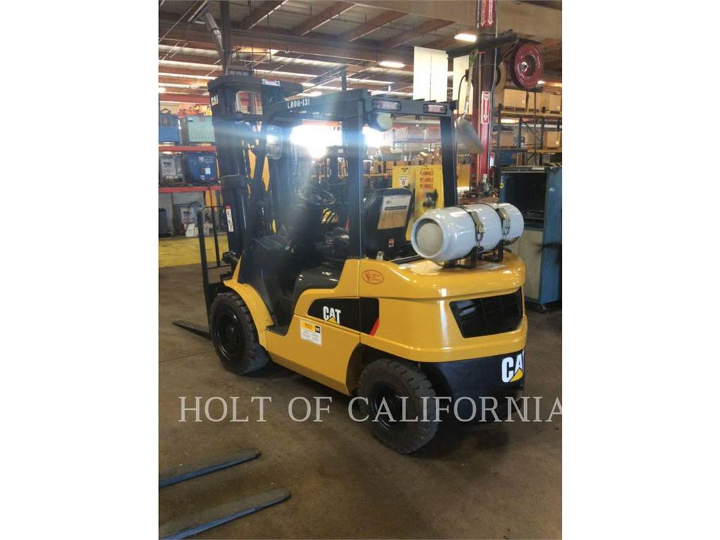 Caterpillar MITSUBISHI P6000-LE, Misc Forklifts, Material Handling