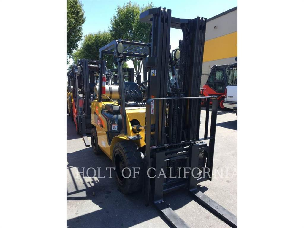 Caterpillar MITSUBISHI P7000-LE, Misc Forklifts, Material Handling