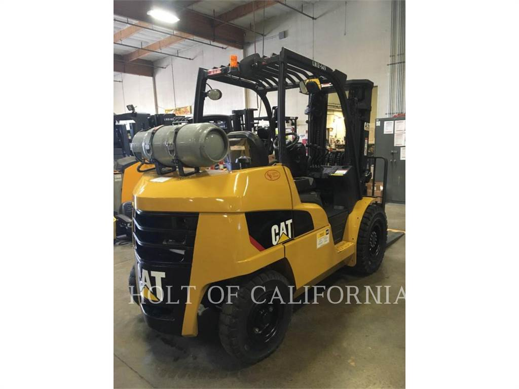 Caterpillar MITSUBISHI P9000-LE, Misc Forklifts, Material Handling