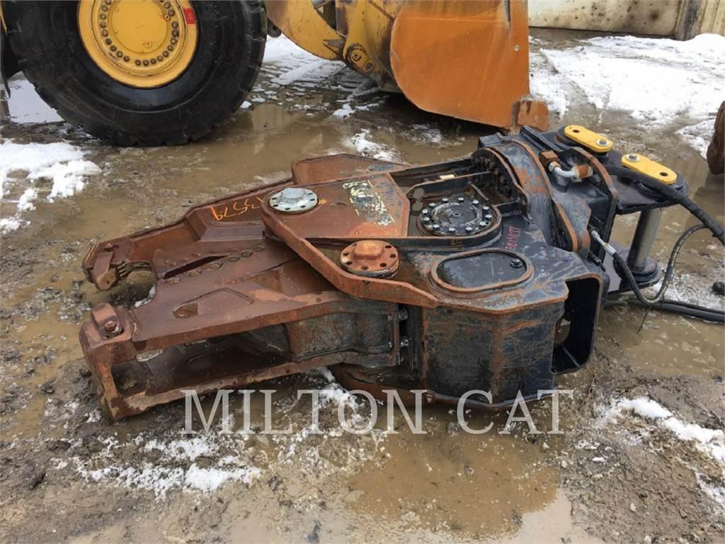 Caterpillar MP20, Petroleum Engines, Construction