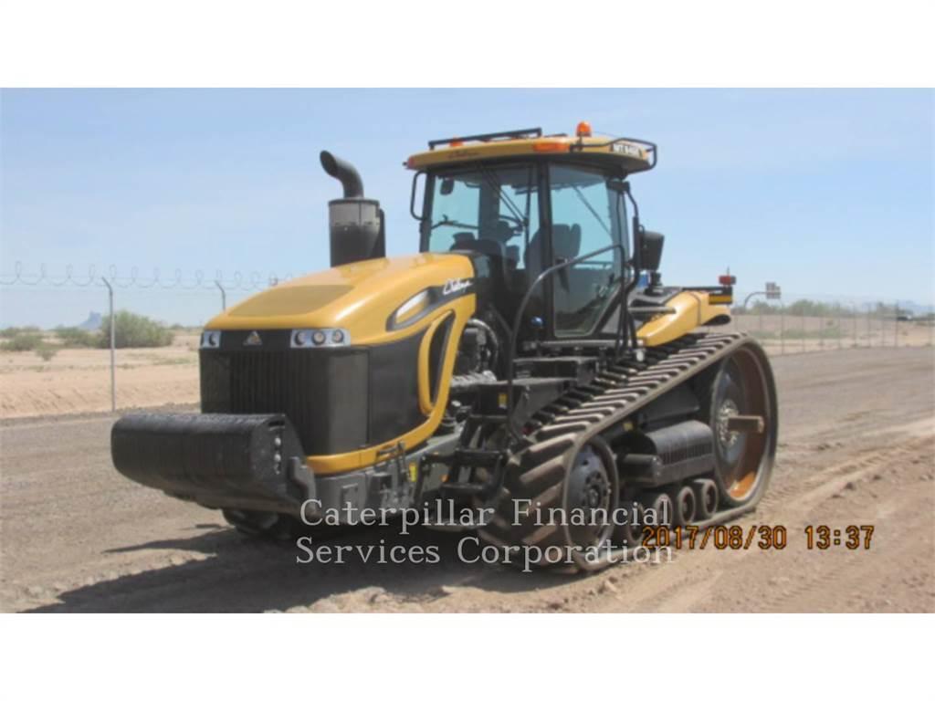 Caterpillar MT845E, tracteurs agricoles, Agricole