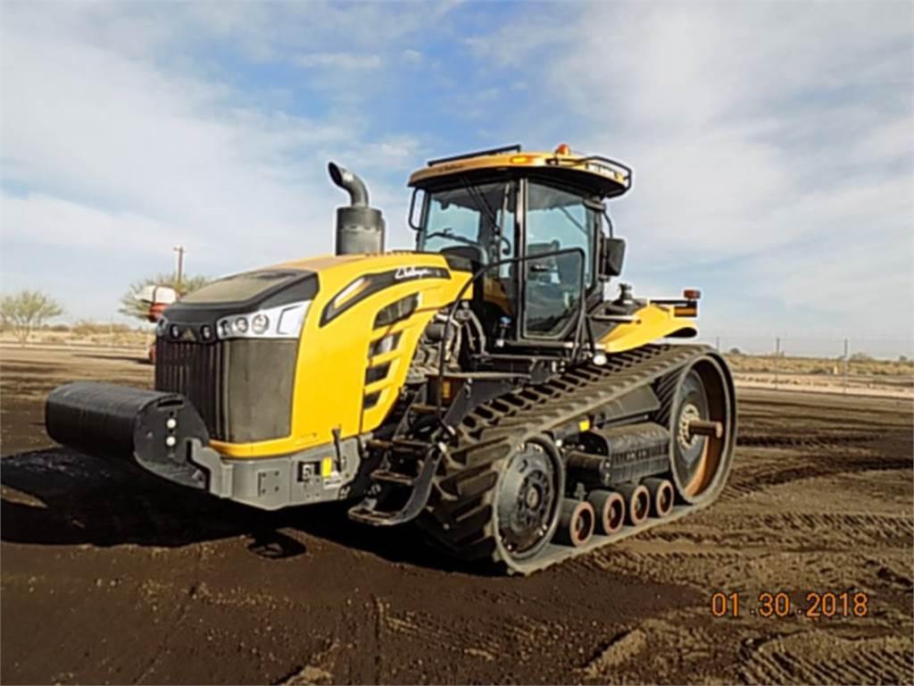 Caterpillar MT845E, tractors, Agriculture