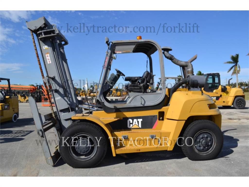 Caterpillar P20000, Diesel Forklifts, Material Handling