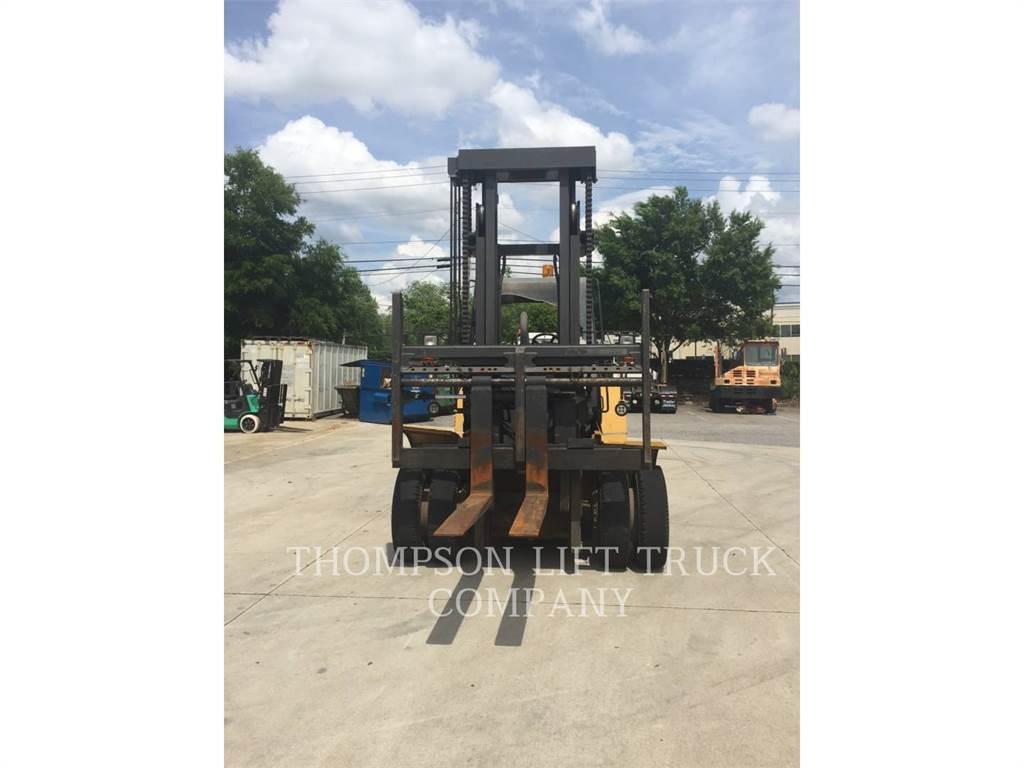 Caterpillar P26500-D, Diesel Forklifts, Material Handling