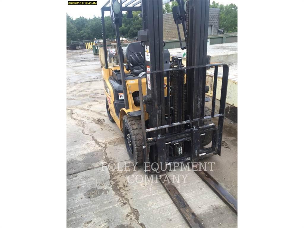 Caterpillar P5000, pelles pour manutention/démolition, Équipement De Construction
