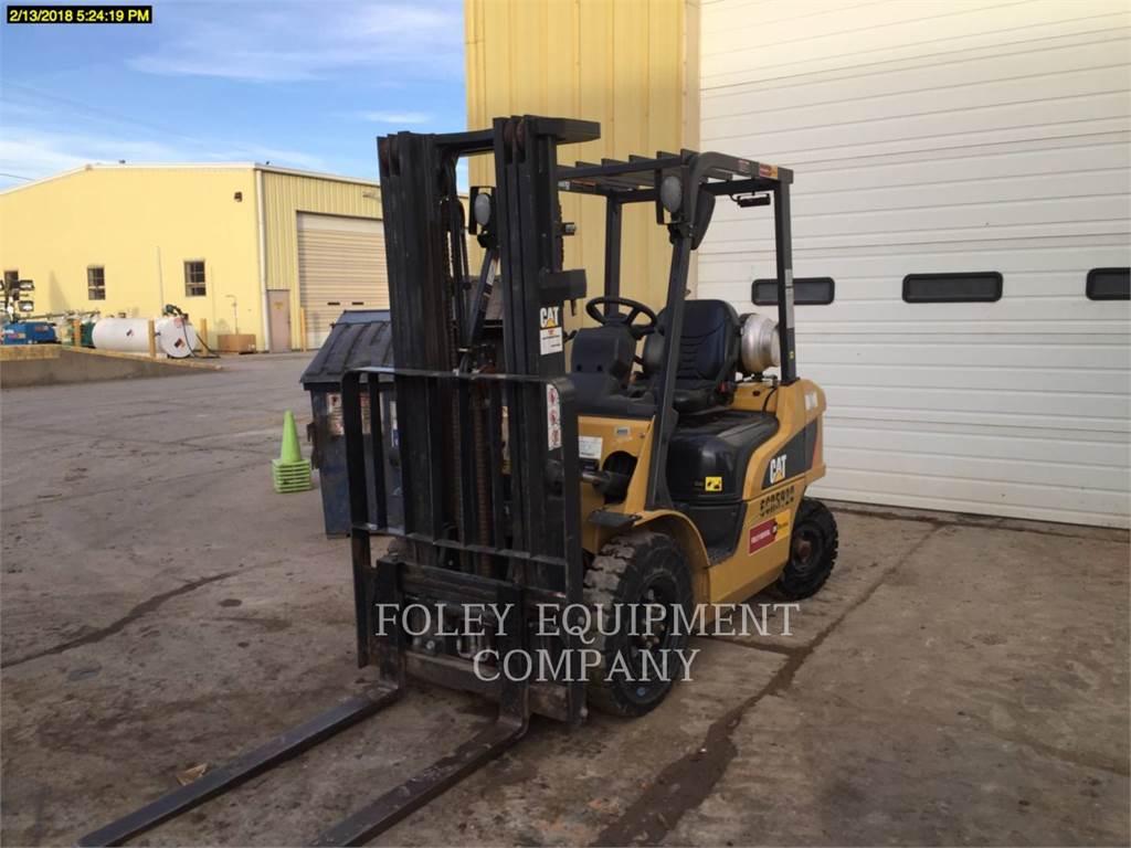 Caterpillar P5000, umschlagmaschinen/abbruch, Bau-Und Bergbauausrüstung