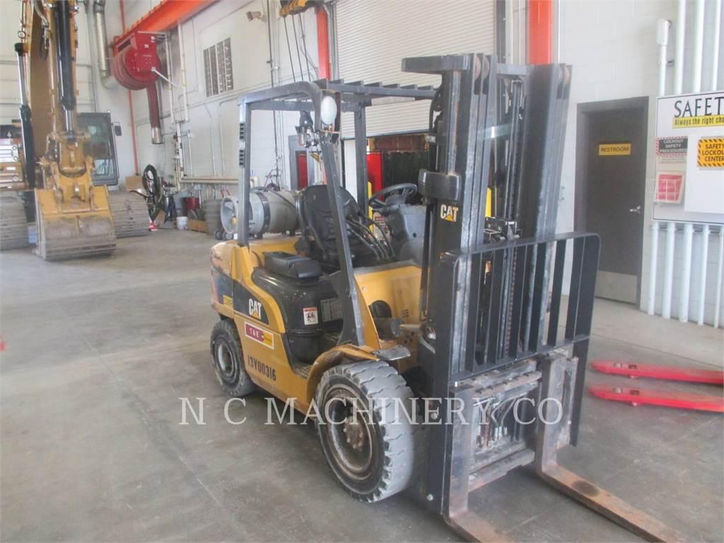 Caterpillar P6000-GLE, Autres Chariots élévateurs, Manutention