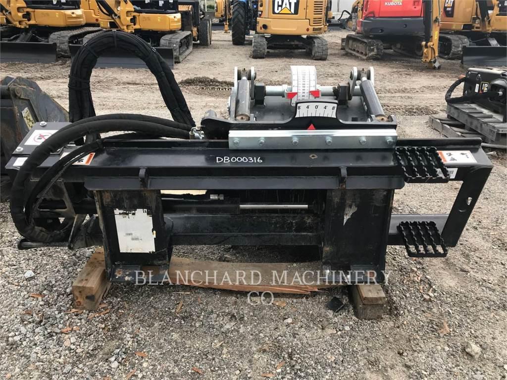 Caterpillar PC306B, Planers, Construction