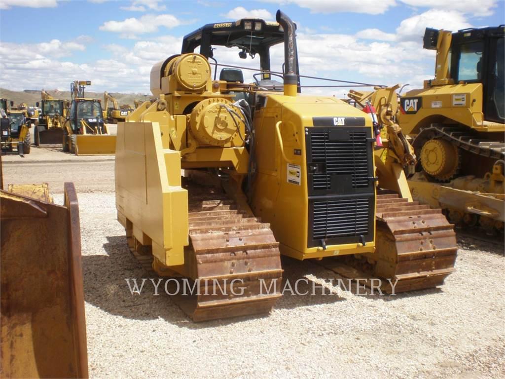 Caterpillar PL61, dźwigi boczne do układania rur, Sprzęt budowlany