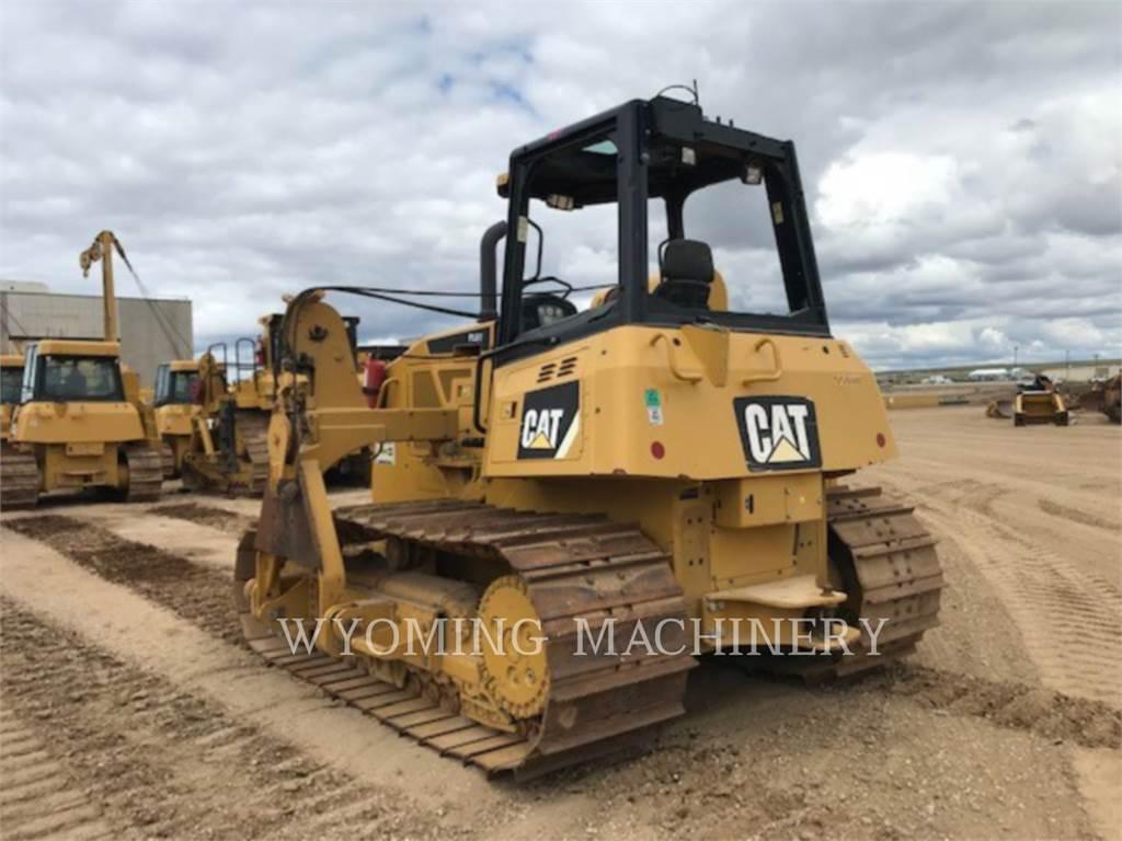 Caterpillar PL61, tiendetubos, Construcción