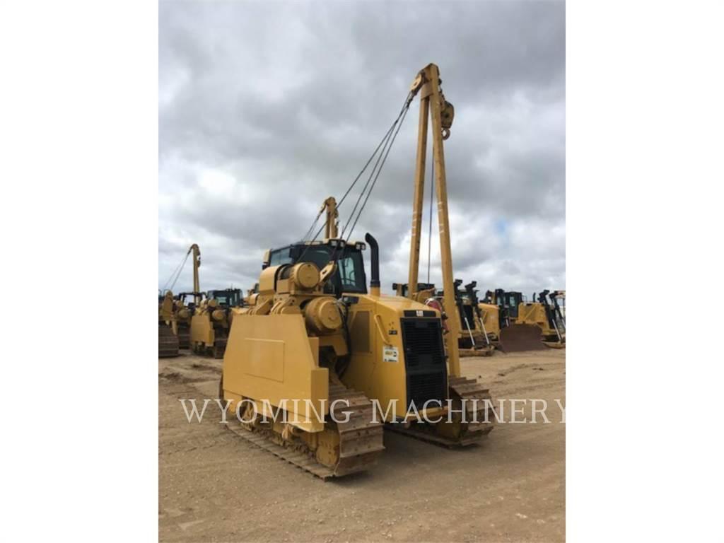 Caterpillar PL61, assentadores de tubos, Equipamentos Construção