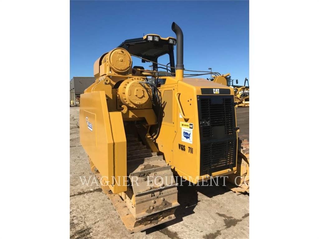 Caterpillar PL61, pipelayers, Construction