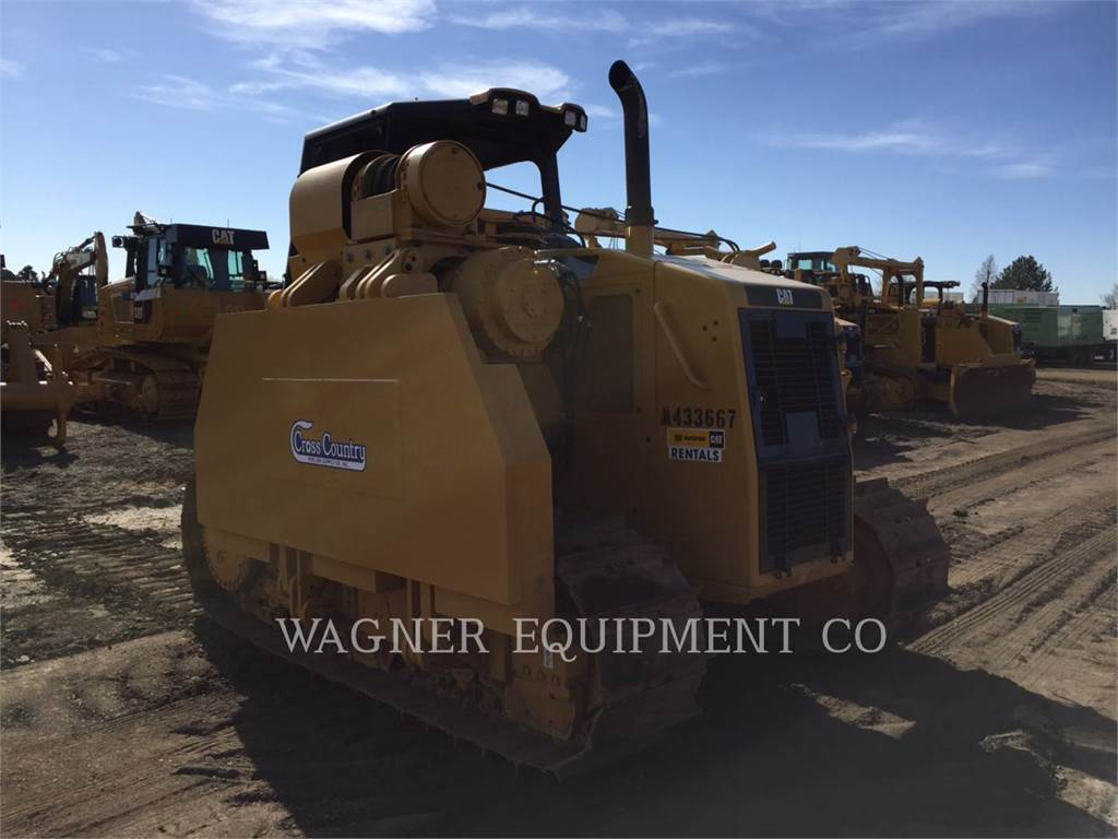 Caterpillar PL61, pipelayers, Construction