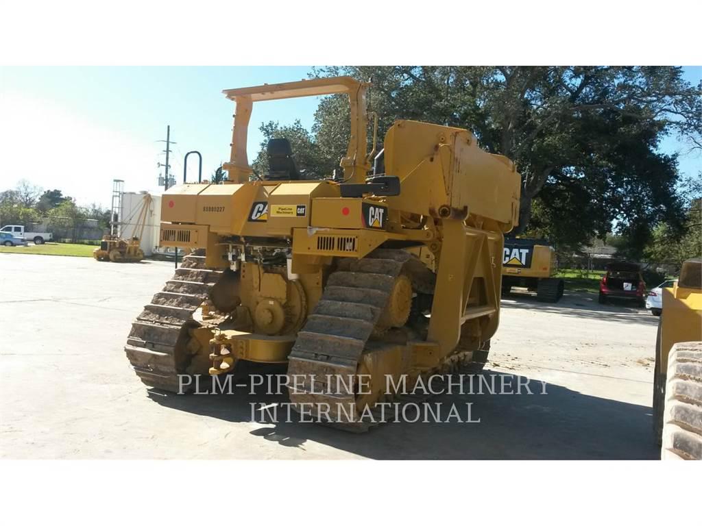 Caterpillar PL83、パイプレイヤ、建設