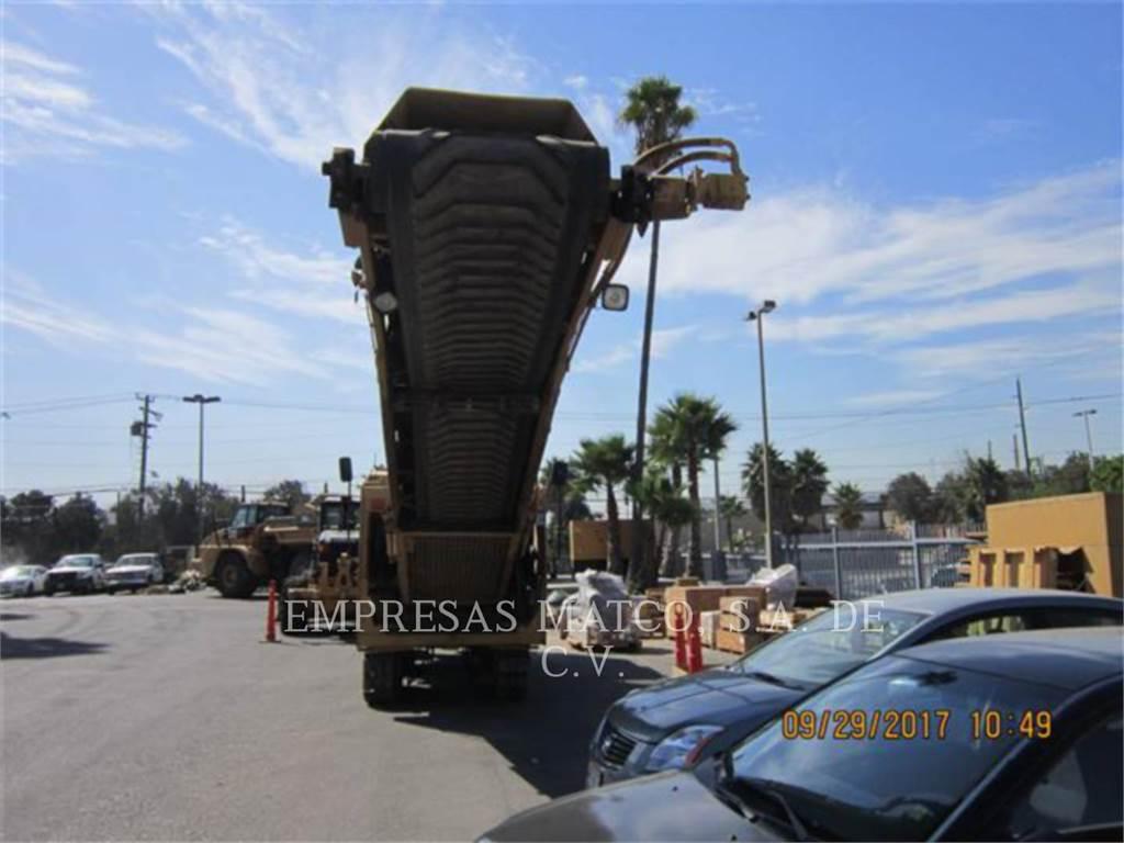 Caterpillar PM-201, Fraiseuse à froid, Équipement De Construction