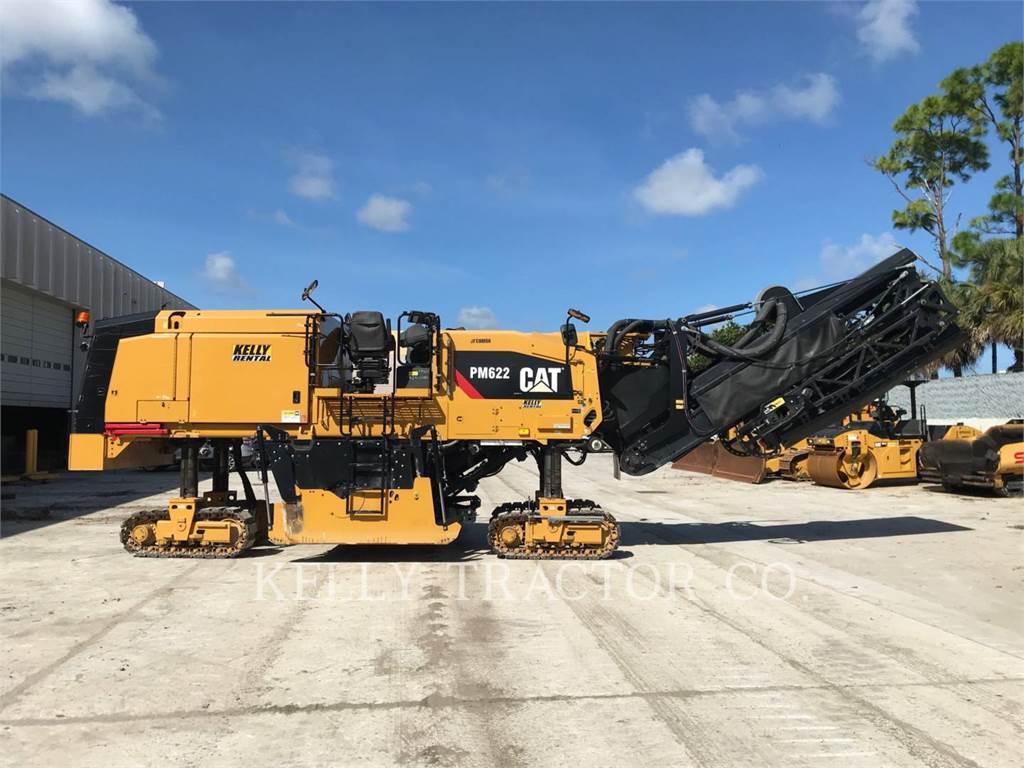 Caterpillar PM 622, Frezarki do asfaltu, Sprzęt budowlany