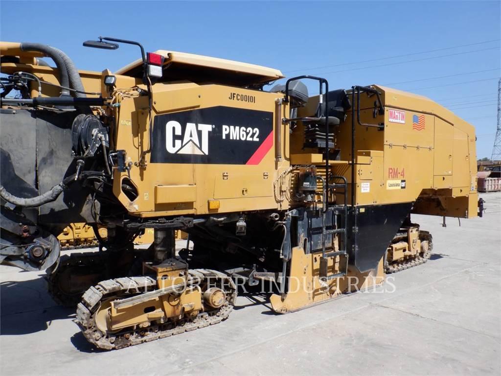 Caterpillar PM622, Finisseur, Équipement De Construction