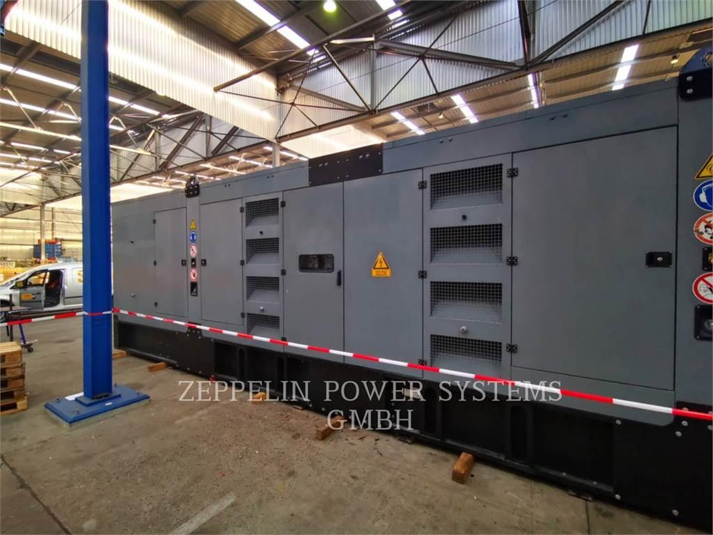 Caterpillar PPO2000 - C32 TWIN, Stacjonarne Zestawy Generatorów, Sprzęt budowlany
