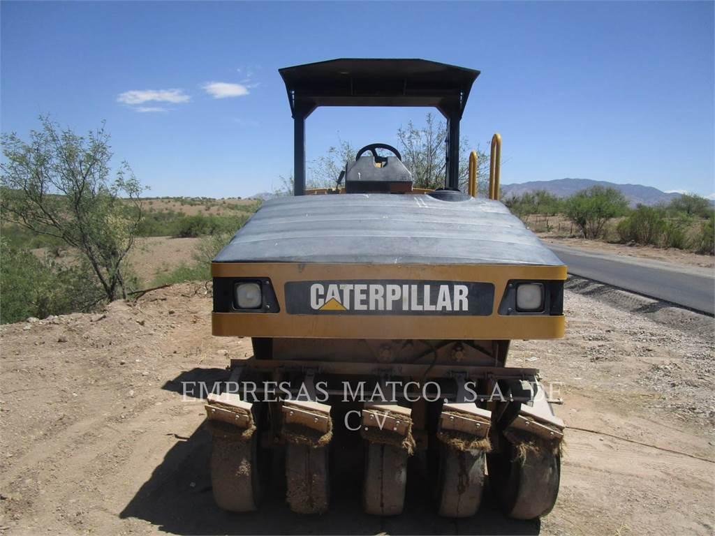 Caterpillar PS-150C, gummiradwalzen, Bau-Und Bergbauausrüstung
