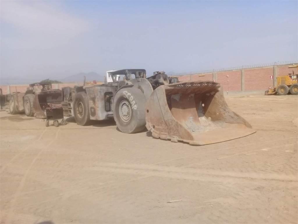Caterpillar R 1600 H, chargeuse pour mines souterraines, Équipement De Construction