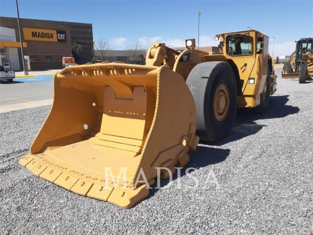 Caterpillar R 1600 H, underground mining loader, Construction