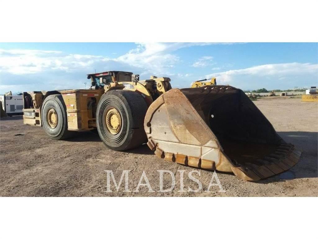 Caterpillar R 1700 G, underground mining loader, Construction