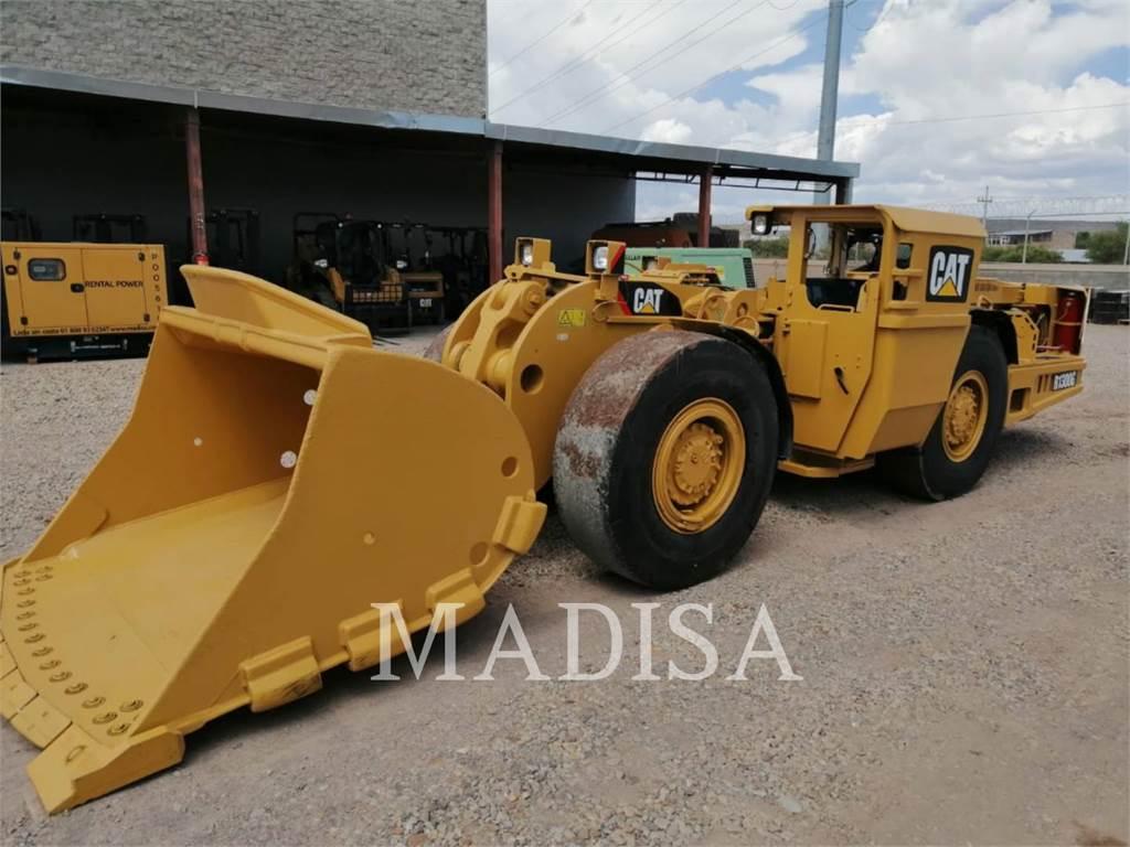 Caterpillar R1300G, underground mining loader, Construction
