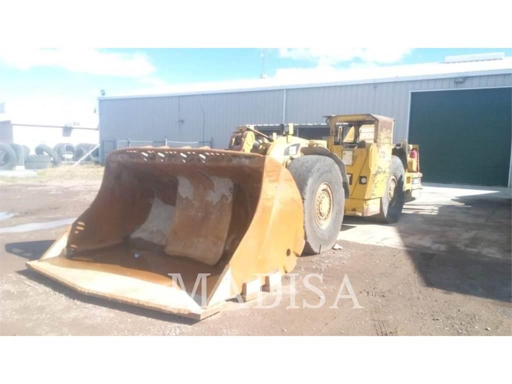Caterpillar R1600、坑内採掘ローダ、建設
