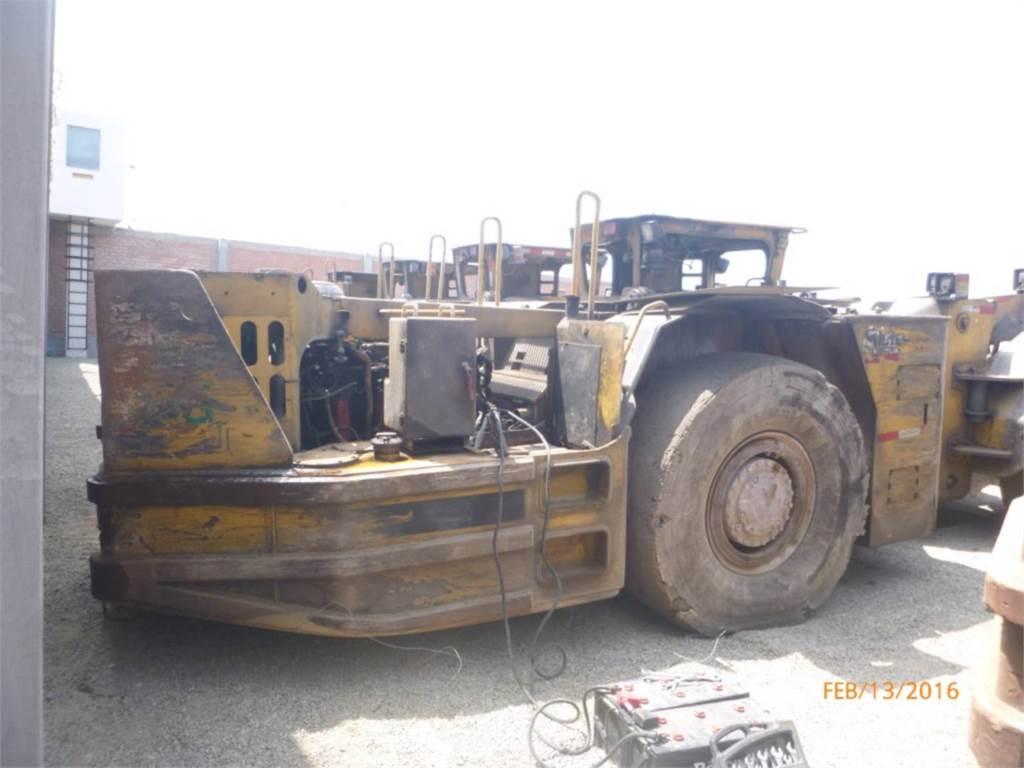 Caterpillar R1600G, chargeuse pour mines souterraines, Équipement De Construction
