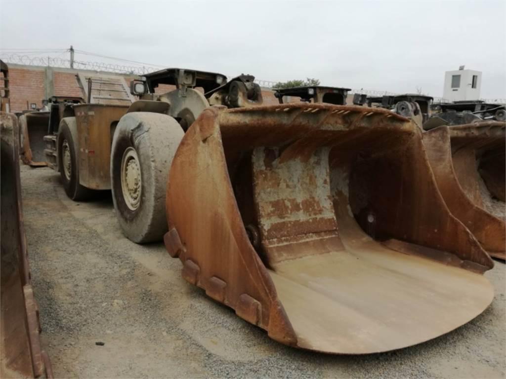 Caterpillar R1600G, untertagebergbaulader, Bau-Und Bergbauausrüstung