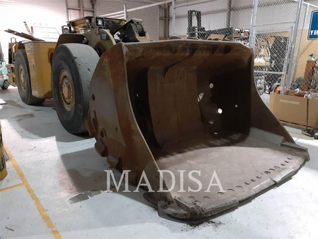 Caterpillar R1600H, chargeuse pour mines souterraines, Équipement De Construction