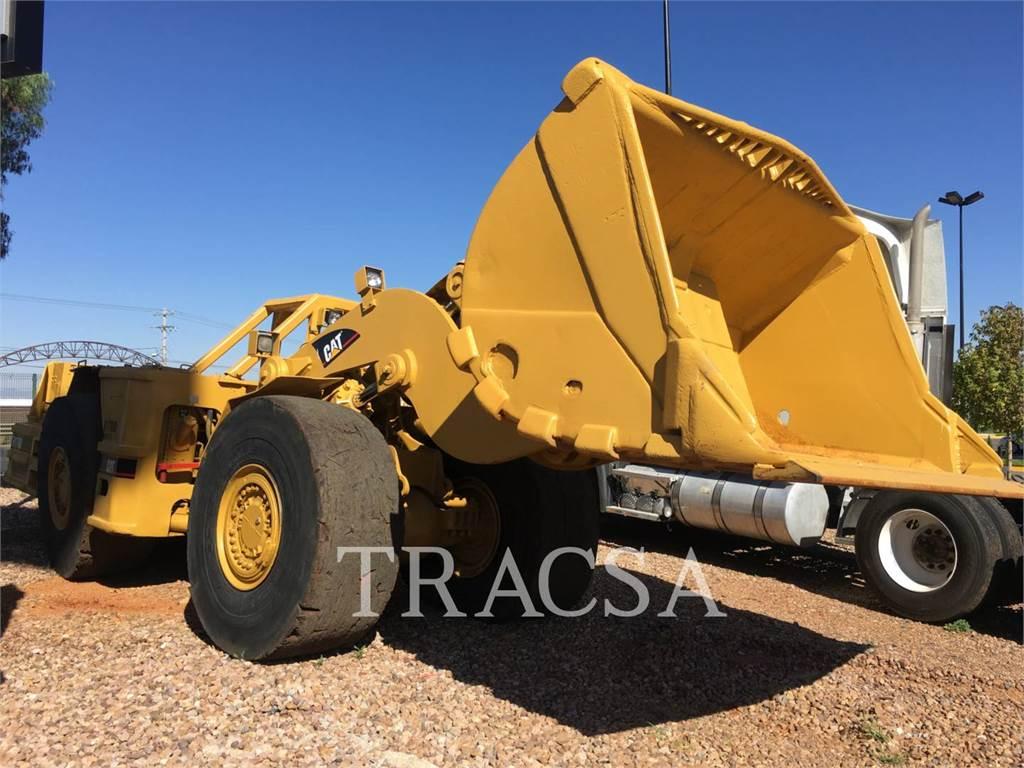 Caterpillar R1700 II, underground mining loader, Construction