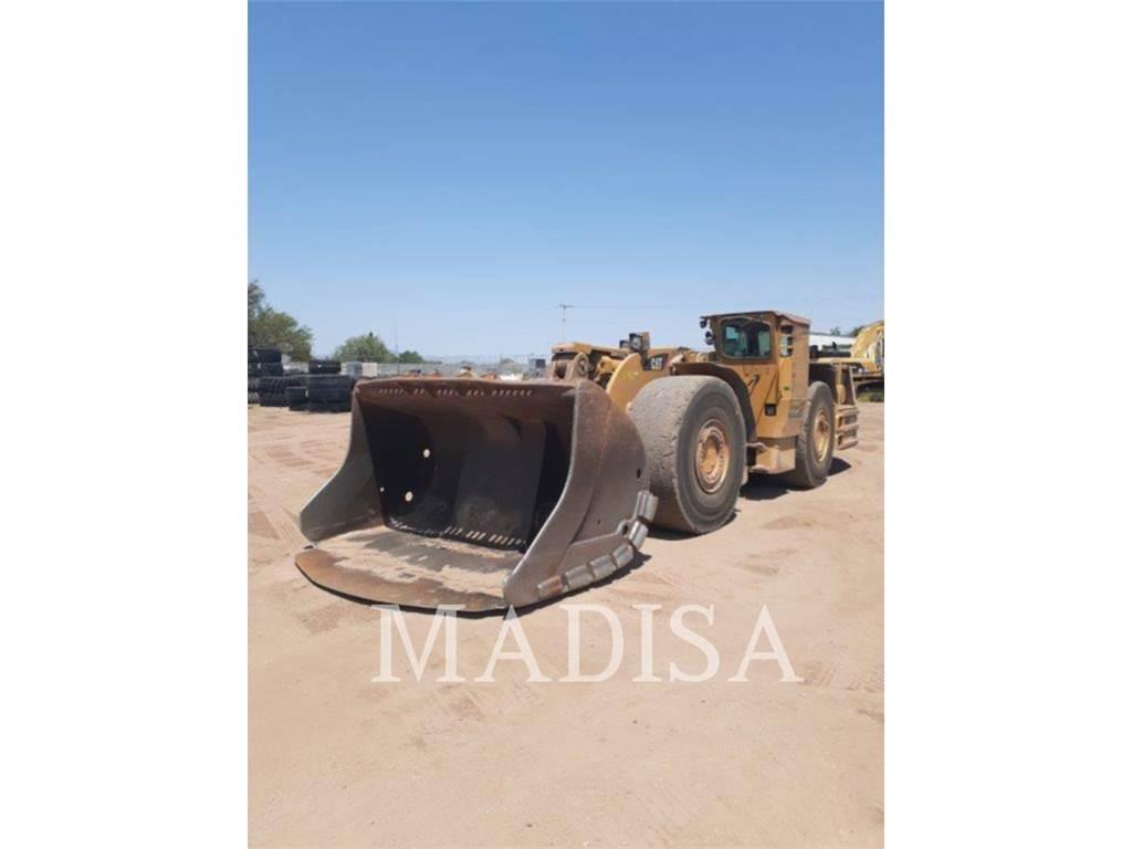 Caterpillar R1700G, chargeuse pour mines souterraines, Équipement De Construction