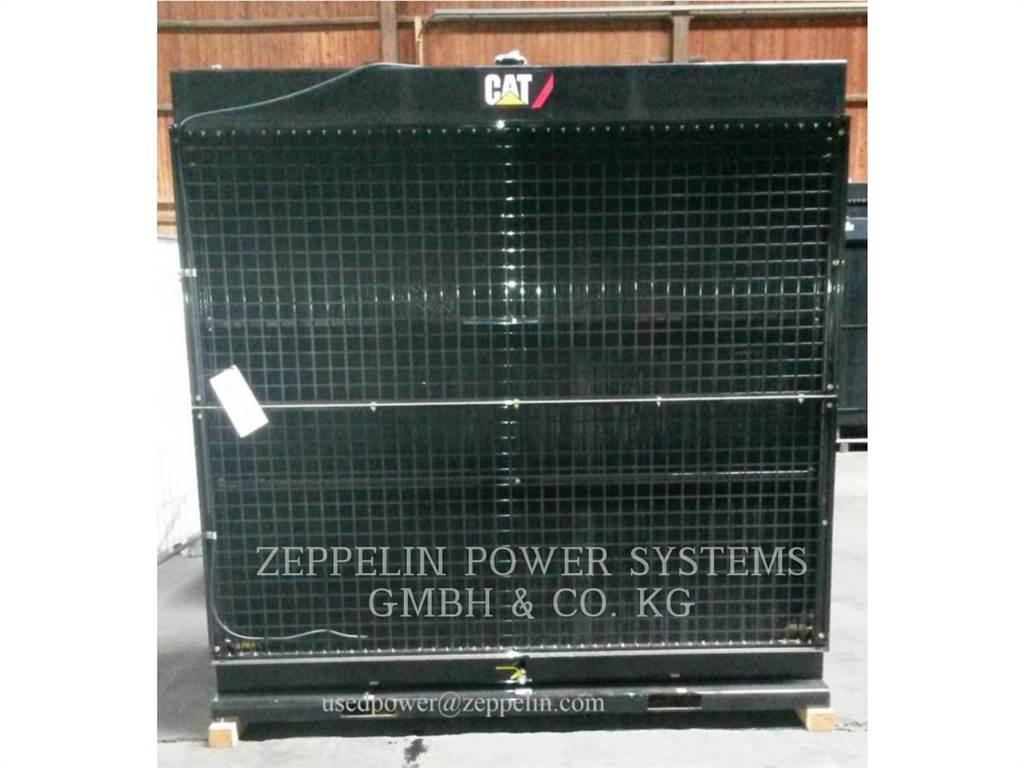 Caterpillar RADIATOR 3508, Stationary Generator Sets, Construction