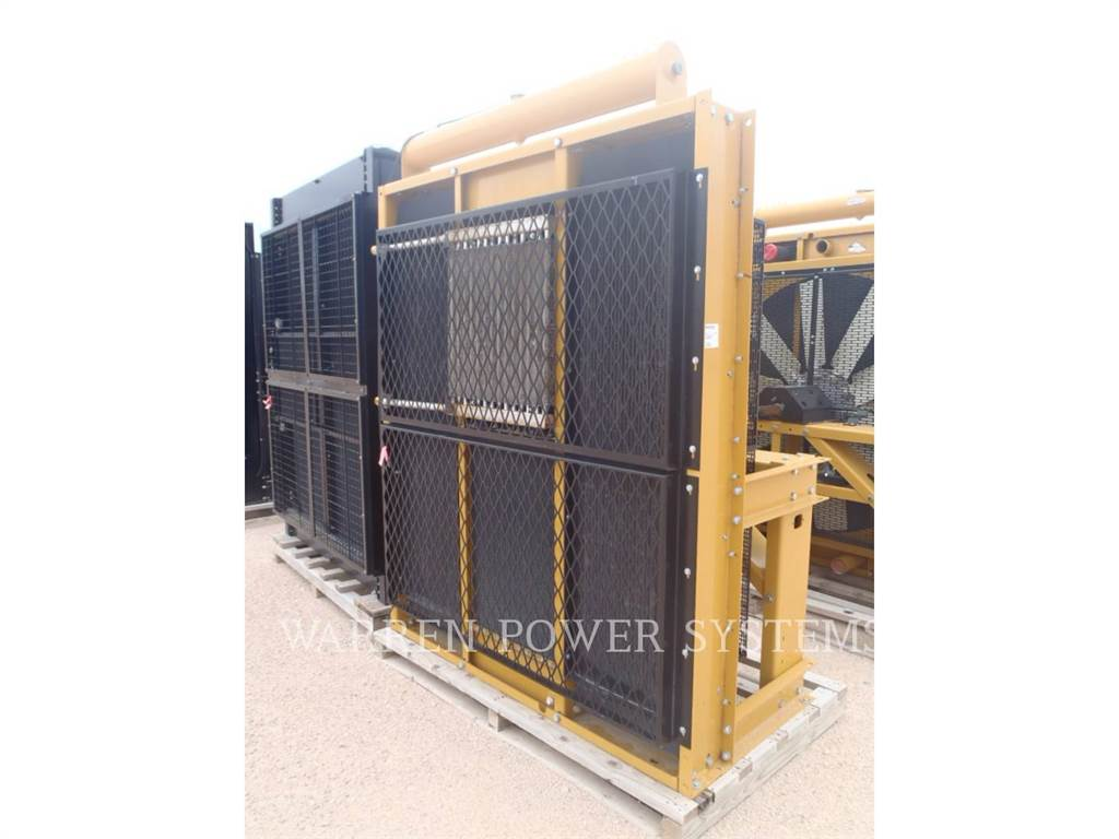 Caterpillar RADIATOR - C32, Petroleum Engines, Construction