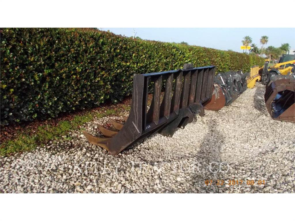 Caterpillar RAK930G_IT, rake, Agriculture