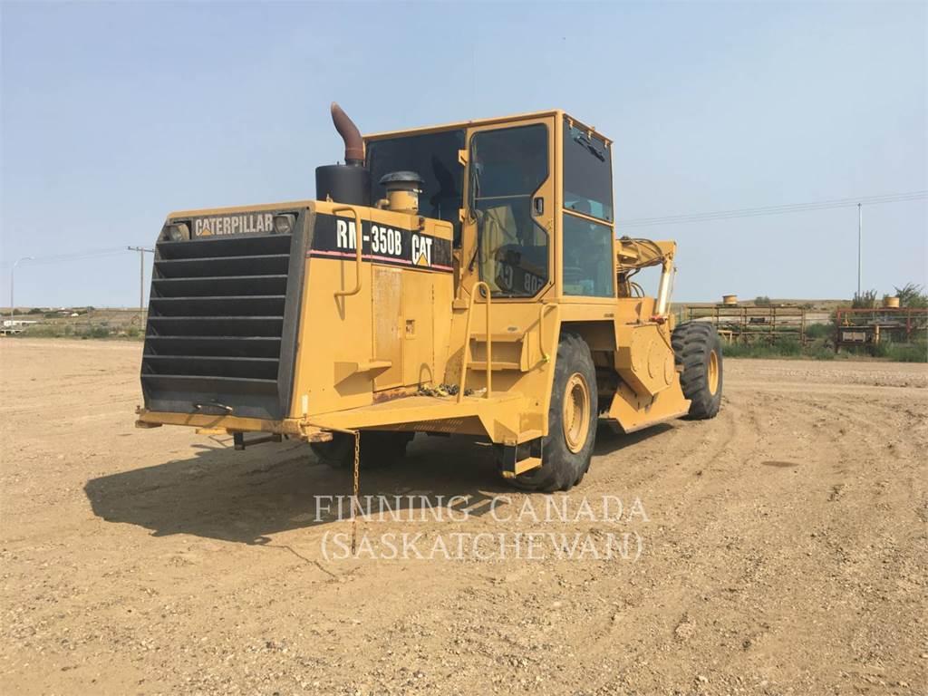 Caterpillar RM-350B, stabilisators / freesmachines, Bouw