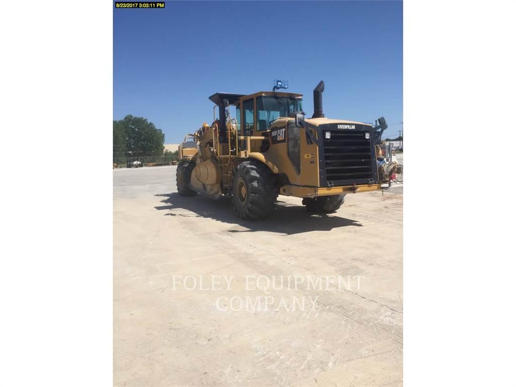 Caterpillar RM-500、スタビライザ/リクレーマ、建設
